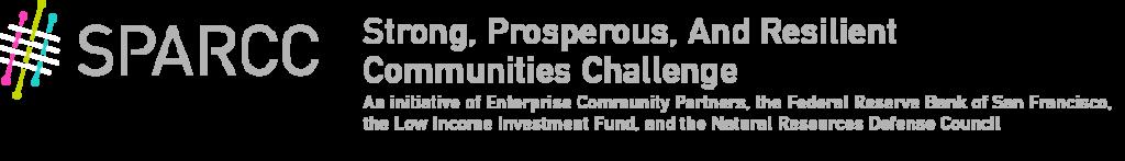 SPARCC logo and tagline