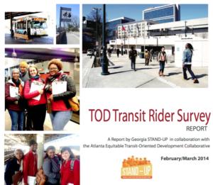 TOD Transit Rider Survey